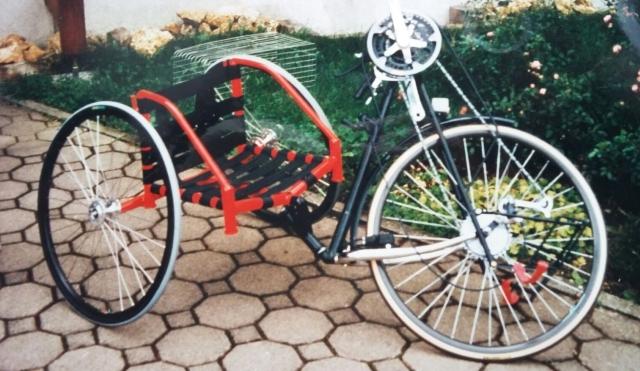 Hans Olpp Bike