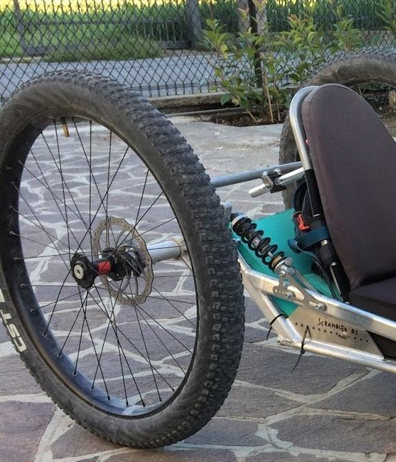 Prototyp Handbikegarage