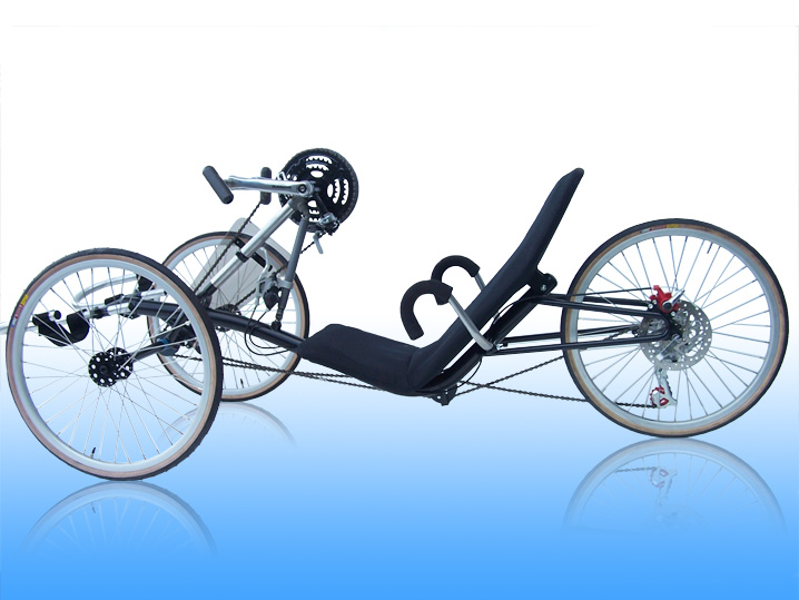 Varna One, Handcycle