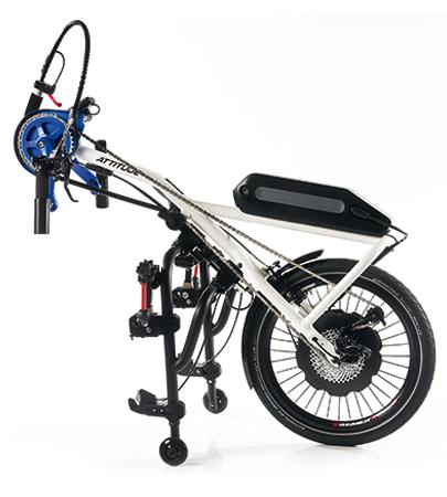 Sopur Handbike hybrid