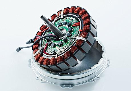 BionX Direktläufer Motor
