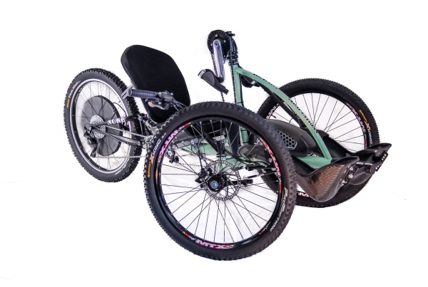 Reactive Nuke Offroad Handcycle