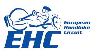EHC Logo blau weiss