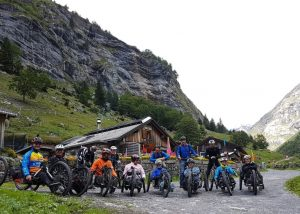 E-Handbikes am Handbike-Trail 2019