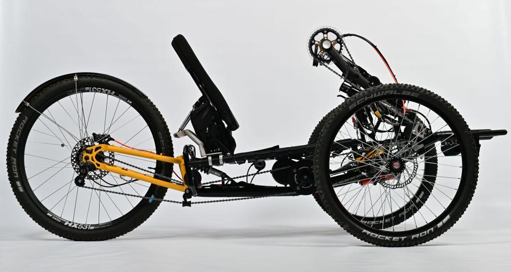 Kobold 01 CC-Handbike