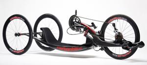 Carbonbike RevoX, Carbonhandbike