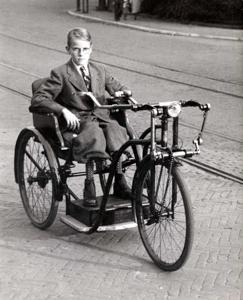 Jan Simons, NL 1941
