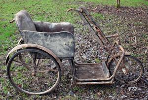Harding Rotary Tricycle, USA 1950
