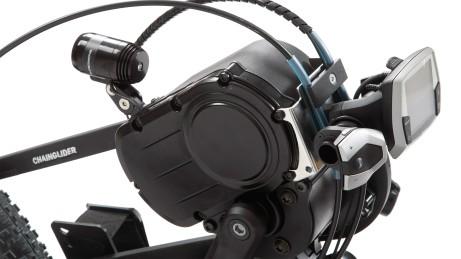 Bosch motor an Otto Bock emano3