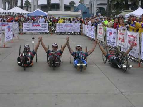Handbike-Team can be venture