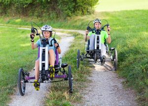 Therapie-Handbike Trike Easy