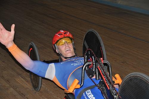 1-Stunden Weltrekord Geert Schipper