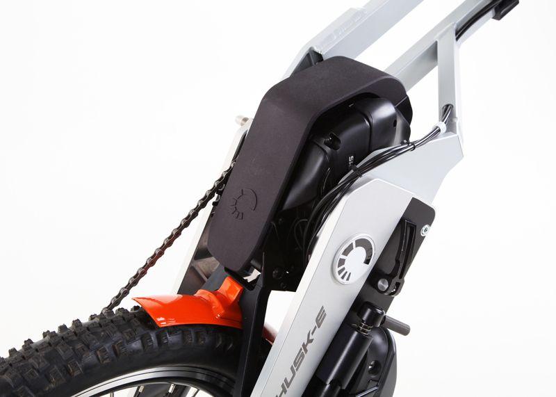 ProActiv HUSK-E mit Shimano Motor